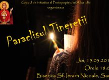 Paraclisul tinereții la Șard