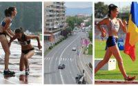 CS Unirea Alba Iulia reunește în anul Centenar sportivi din toată țara, prin găzduirea de concursuri naționale: Primul, Campionatul Național de Marș, în 25 martie