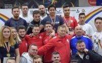 Rezultate extraordinare obținute de sportivii CS Unirea Alba Iulia la Campionatul Național de Powerlifting. Ovidiu Pănăzan a stabilit un nou record național