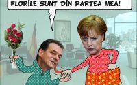 PAMFLETUL ZILEI:Lulu Orban si fraulen Merkel