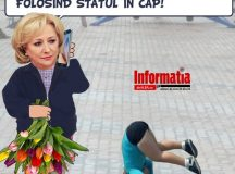 PAMFLETUL ZILEI: PSD, nu fi misel / Lupta cu Statul Paralel!