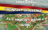 FRIENDSHIP CHALLENGE!!!