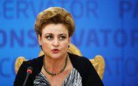 """Grațiela Gavrilescu vrea Alba """"mai pe repede înainte"""""""