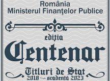 Mai sunt 14 zile care romanii pot cumpăra titluri de stat Tezaur – ediția CENTENAR