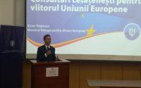 """Victor Negrescu: """"România Digitală va fi un concept central pe perioada exercitării Președinției Consiliului Uniunii Europene"""""""