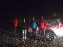 Persoane rătăcite în zona Piatra Grăitoare de pe muntele Bihor.