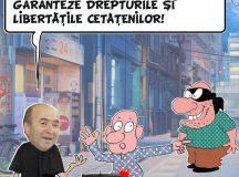PAMFLETUL ZILEI:Romani, NU va mai bazati pe Justitie!