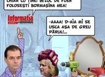PAMFLETUL ZILEI: Ludovic Orban vrea capul Veoricai Dancila!