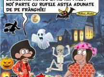 PAMFLETUL ZILEI:Halloween autohton