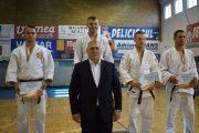 Jandarm din Alba – vicecampion naţional la judo