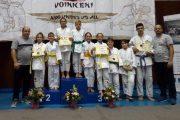 """Sportivii legitimați la CS Unirea Alba Iulia au obținut cinci medalii la Turneul Internațional de Judo """"Mureșul"""" CIS Gaz"""