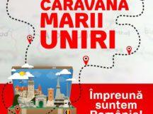 Caravana Marii Uniri la Alba Iulia