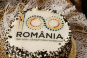 100 DE ANI DE ROMANIA!