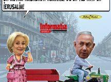 PAMFLETUL ZILEI:Viorica si Netan Yahoo!