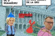 FAZA ZILEI: Aruncat in strada in plina iarna!