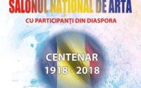 """Marea Unire prin artă: Salonul Național de Artă """"Alba unește România"""""""