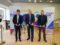 FIRST BANK a inaugurat astăzi prima sa sucursală din țară, la Alba Iulia