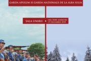 """""""Retrospectiva anului 2018 – Garda Apulum și Garda Națională de la Alba Iulia""""."""