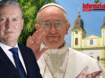 Primarul Rotar Gheorghe Valentin crede ca Vizita Papei Francisc la Blaj il va aduce in centrul atentiei mondiale!
