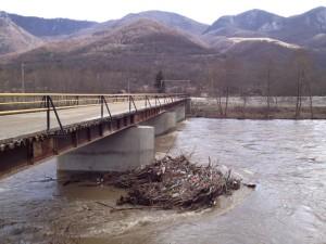 Se menține codul galben de inundații pe Arieș