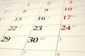 27 decembrie 2013 și 3 ianuarie 2014 zile libere?
