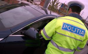 Şofer din Ocna Mureş prins băut la volanul unei maşini neînmatriculate