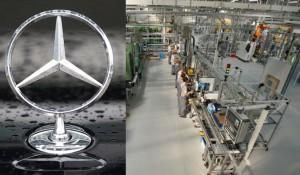 Daimler inaugurează investiţia de la Sebeş în 29 iulie