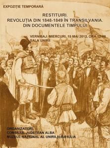 Expozitie Revolutia 1848