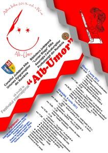 Afis Alb-Umor2013