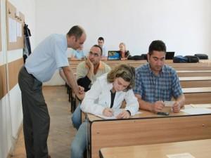 Puţini candidaţi la Universitatea din Alba Iulia