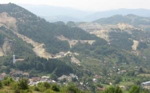Mineritul la Roşia Montană va face parte din strategia de dezvoltare a judeţului Alba în perioada 2013-2020