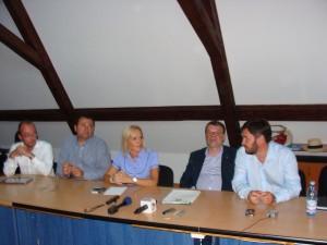 Comisia specială a respins proiectul privind exploatarea minieră de la Roşia Montană