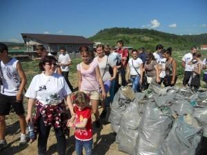 28 septembrie ziua de curățenie în Alba