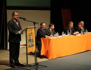 ALEGERI: Noua conducere a PDL Alba