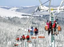 Starea pârtiilor 15-17 martie -Pe pârtiile din Alba se mai poate schia în condiţii bune