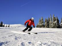 Încă se mai poate schia la Şureanu şi Arieşeni