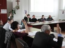 """Bugetul municipiului Alba Iulia a fost votat cu 16 voturi """"pentru"""", un vot împotrivă şi 4 abţineri"""
