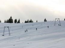 Şi în acest weekend la Arieşeni se pot practica sporturile de iarnă
