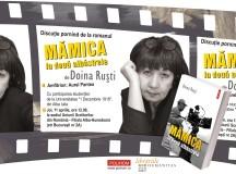 EVENIMENT-Întâlnire cu scriitoarea Doina Ruşti la Alba Iulia şi Cugir