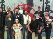 Noi reuşite pentru A.S. Shinkami Alba Iulia la Campionatul Naţional de Karate Kyokushinkai tradiţional