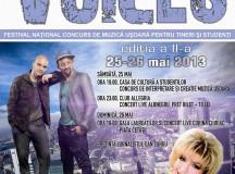"""Corina Chiriac în juriul Festivalului de Muzică Uşoară """"Voices"""" de la Alba Iulia"""