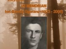 """ALBA IULIA. A treia ediţie a simpozionului """"In Memoriam Ion Gavrilă-Ogoranu"""""""