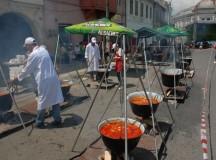 Ziua comunităţii maghiare din Abrud va fi sărbătorită prin delicatese culinare şi dansuri