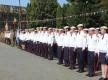 """VEGHEAŢI DE AUREL VLAICU: Elevii din promoţia 62 spun """"La Revedere"""" colegiului militar din Alba Iulia"""