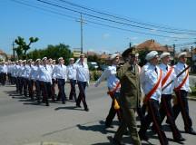 Ultimul apel pentru promoţia 62 a colegiului militar albaiulian