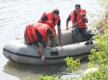 Minorii dispăruți în râul Mureș la Războieni nu au fost găsiți încă