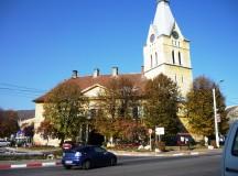 ADR CENTRU: Centrul istoric al municipiului Codlea întinerește cu fonduri REGIO