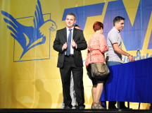 Radu Cristian, noul președinte al TNL Alba