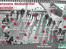 PENTRU ONG-IŞTI: Dezbateri societale la Alba Iulia