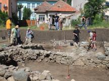 Arheologi americani şi români cercetează Mithraeum-ul din Apulum